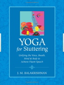 Yoga for Stuttering cover